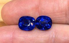 Kashmir Madagascar Sapphires
