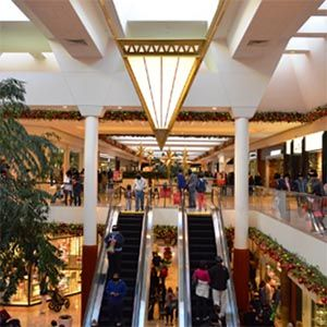 South Coast Plaza in Southern California