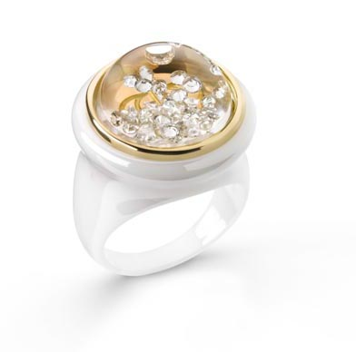 Stars of Africa ring by Royal Asscher