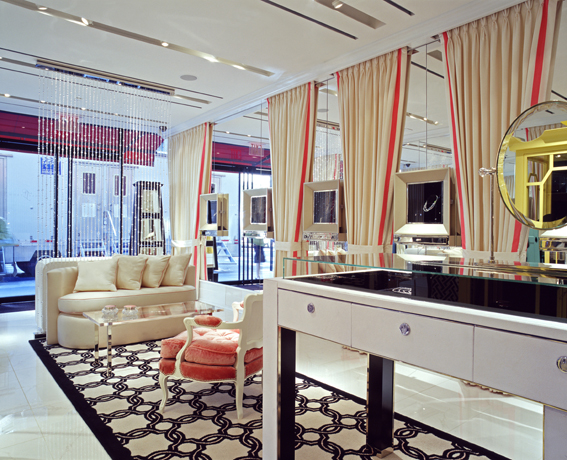 Ivanka Trump Fine Jewelry Madison Avenue Boutique