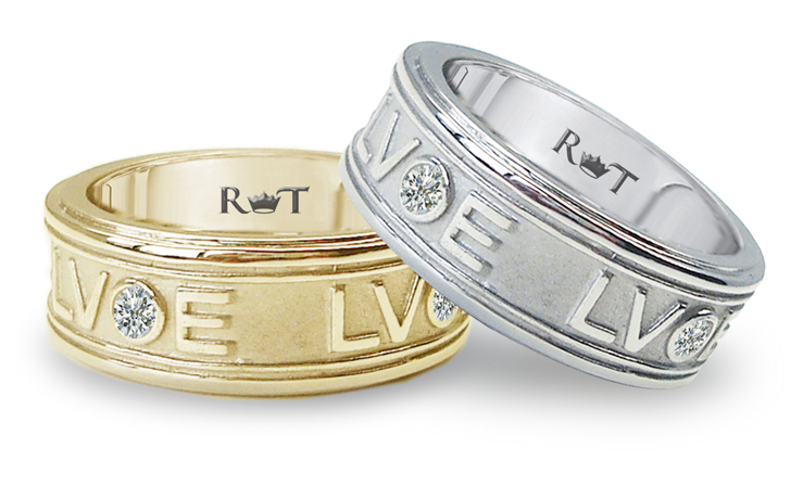Trademark LVOE commitment collection by Rony Tennenbaum