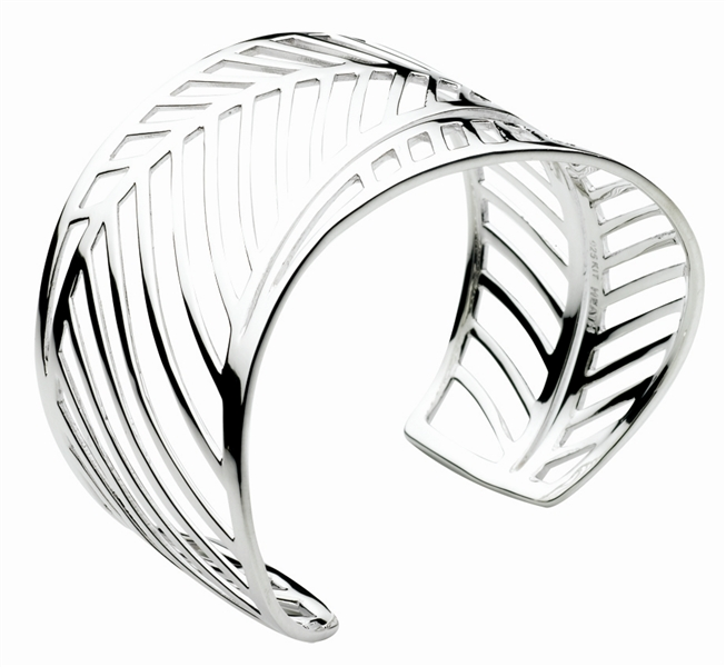 Kit Heath sterling cuff bracelet