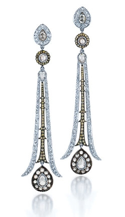 Sethi Couture Eiffel earrings