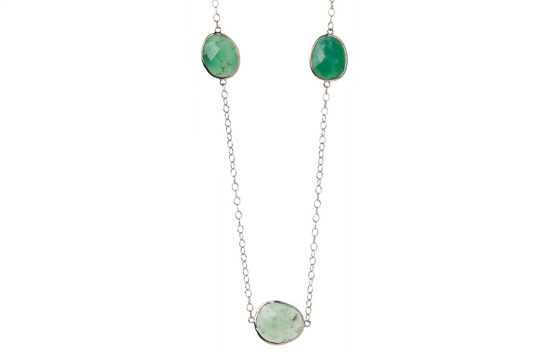 Baroni Freshwater Lagoon necklace