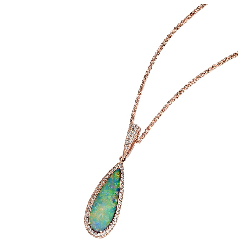 15 Opal Jewels To Wel e Easter And Eventually Spring on oscar heyman bros
