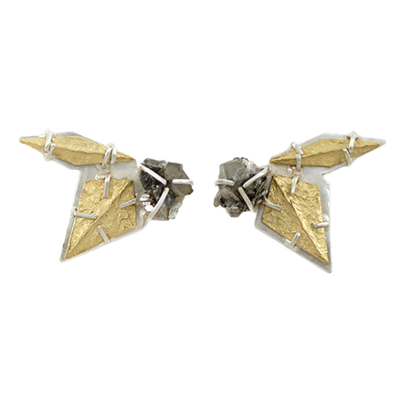 small_one-of-a-kind-phenacite-post-earrings-front-two-tone.png