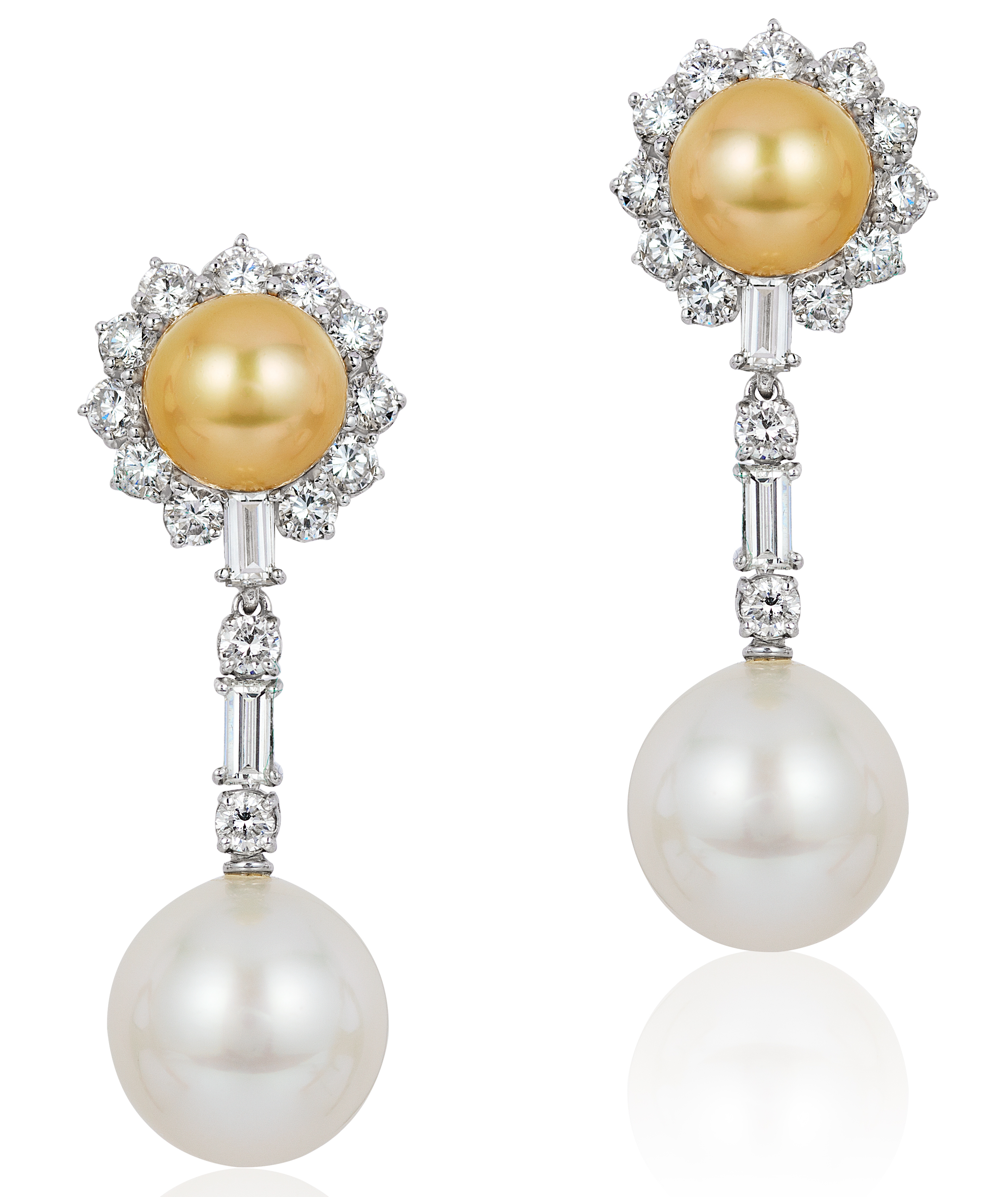 Andreoli pearl drop earrings | JCK On Your Market