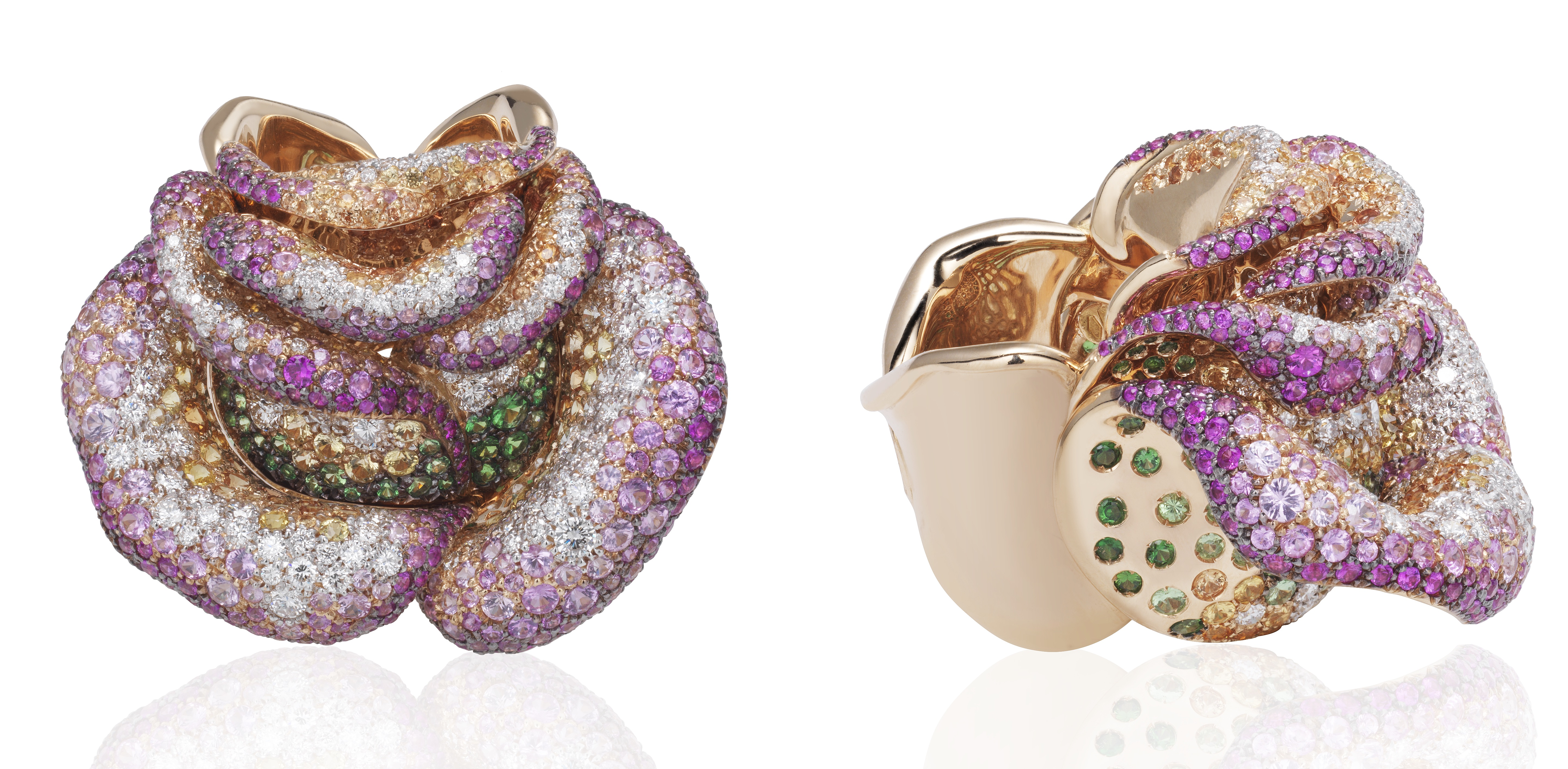 Ferrari Firenze When Spring Came collection rose ring | JCK On Your Market