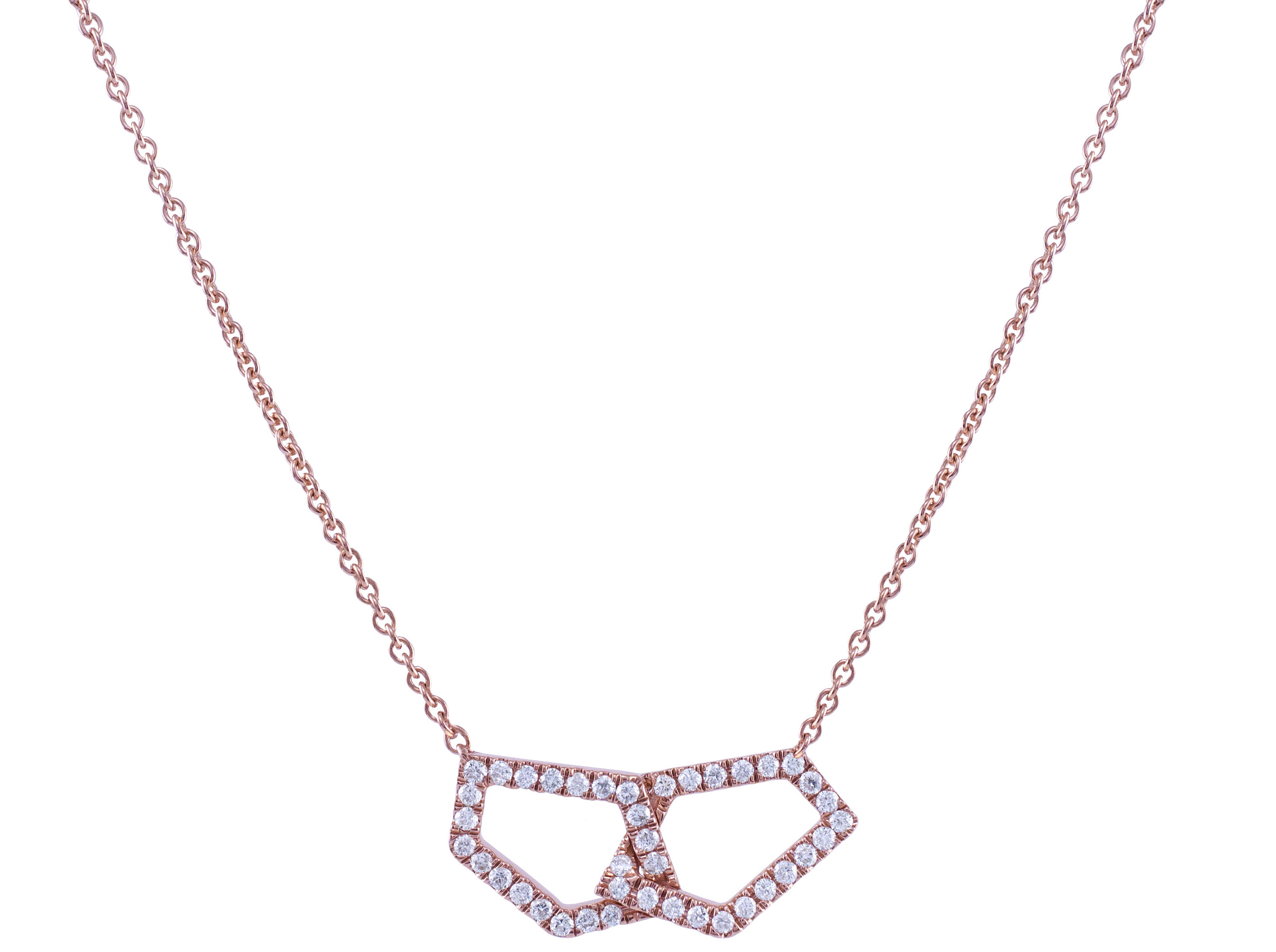 Andy Götz Double Euclid link necklace | JCK On Your Market
