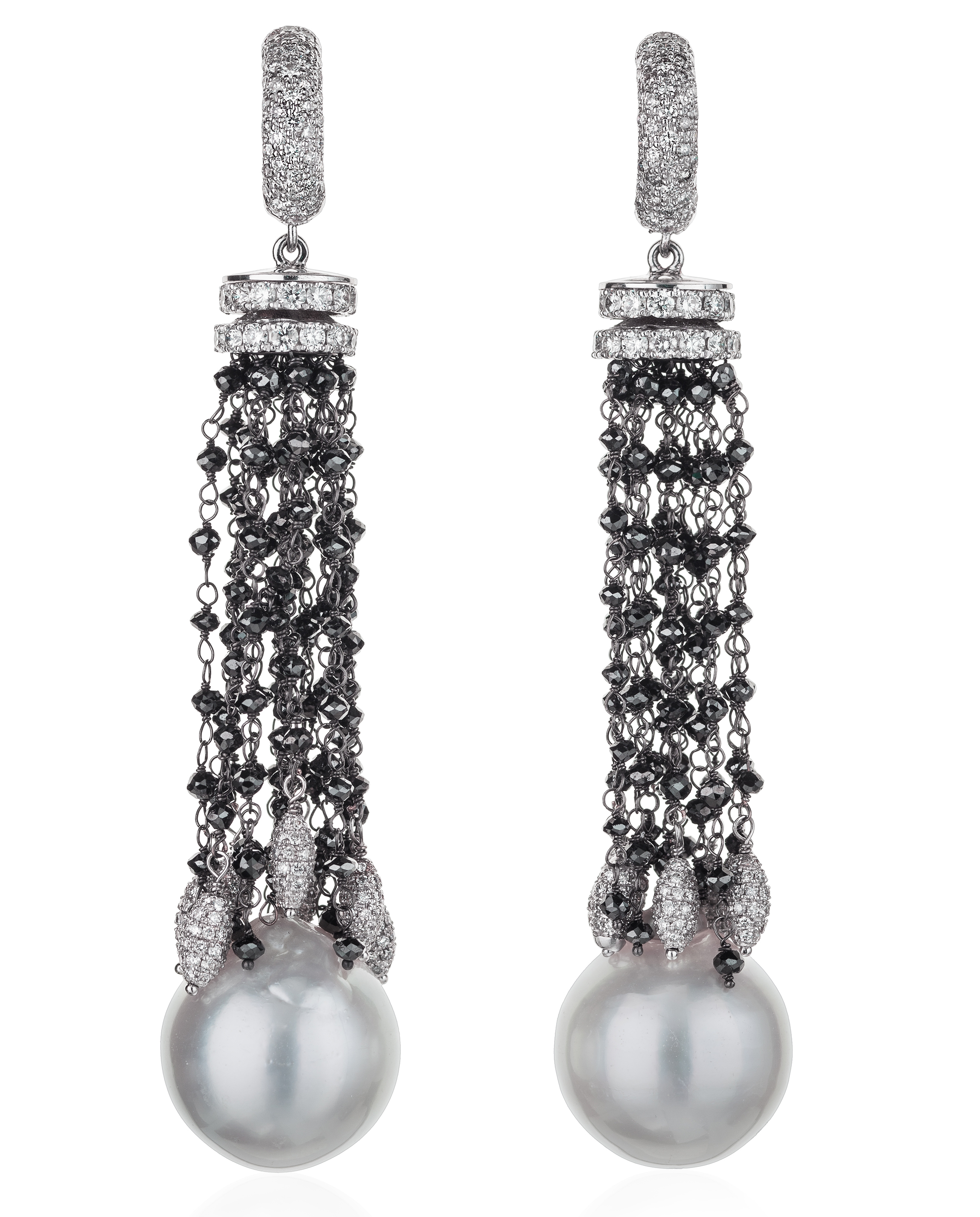Yvel chandelier pearl drop earrings | JCK On Your Market