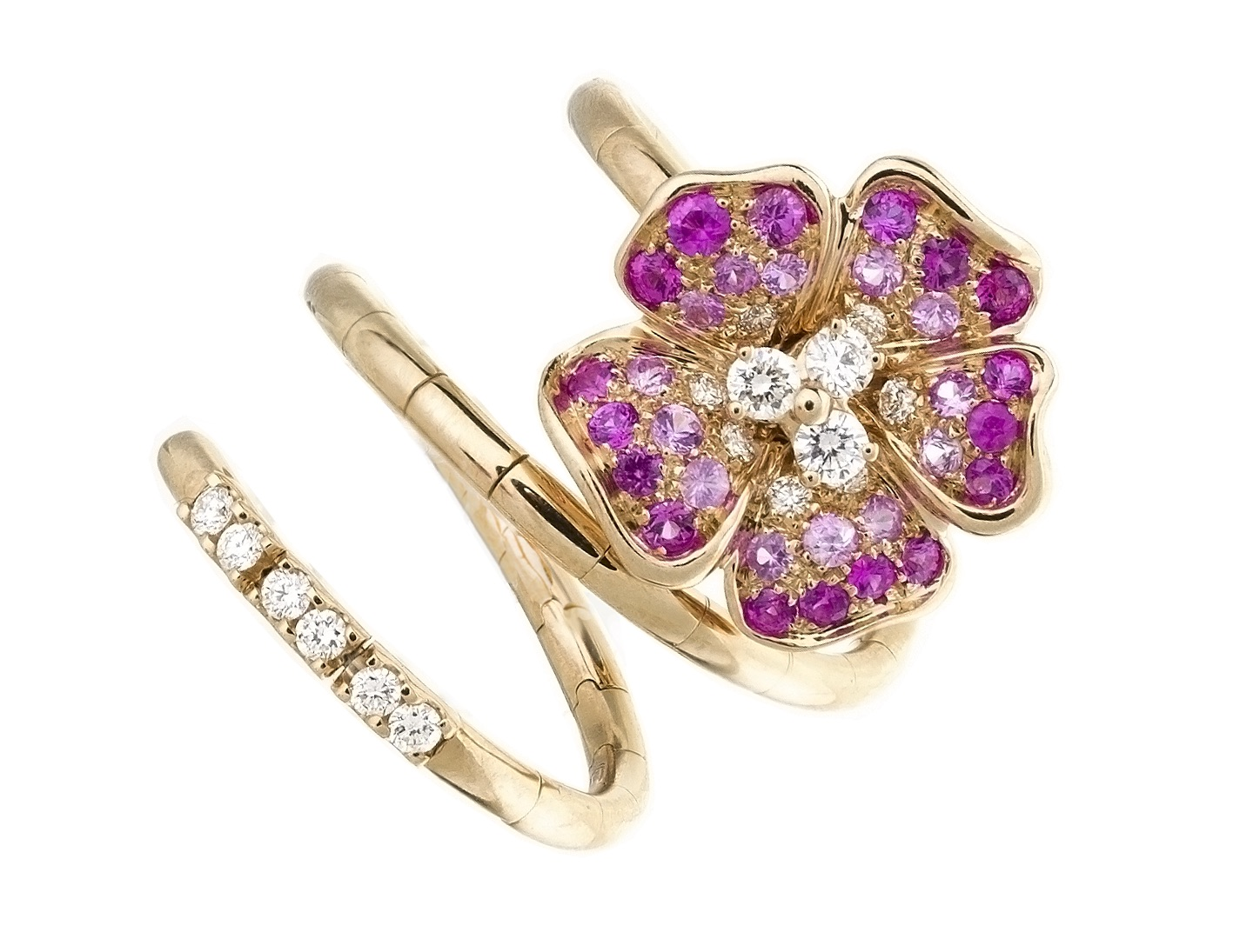 Leo Pizzo Fiore collection ring | JCK On Your Market