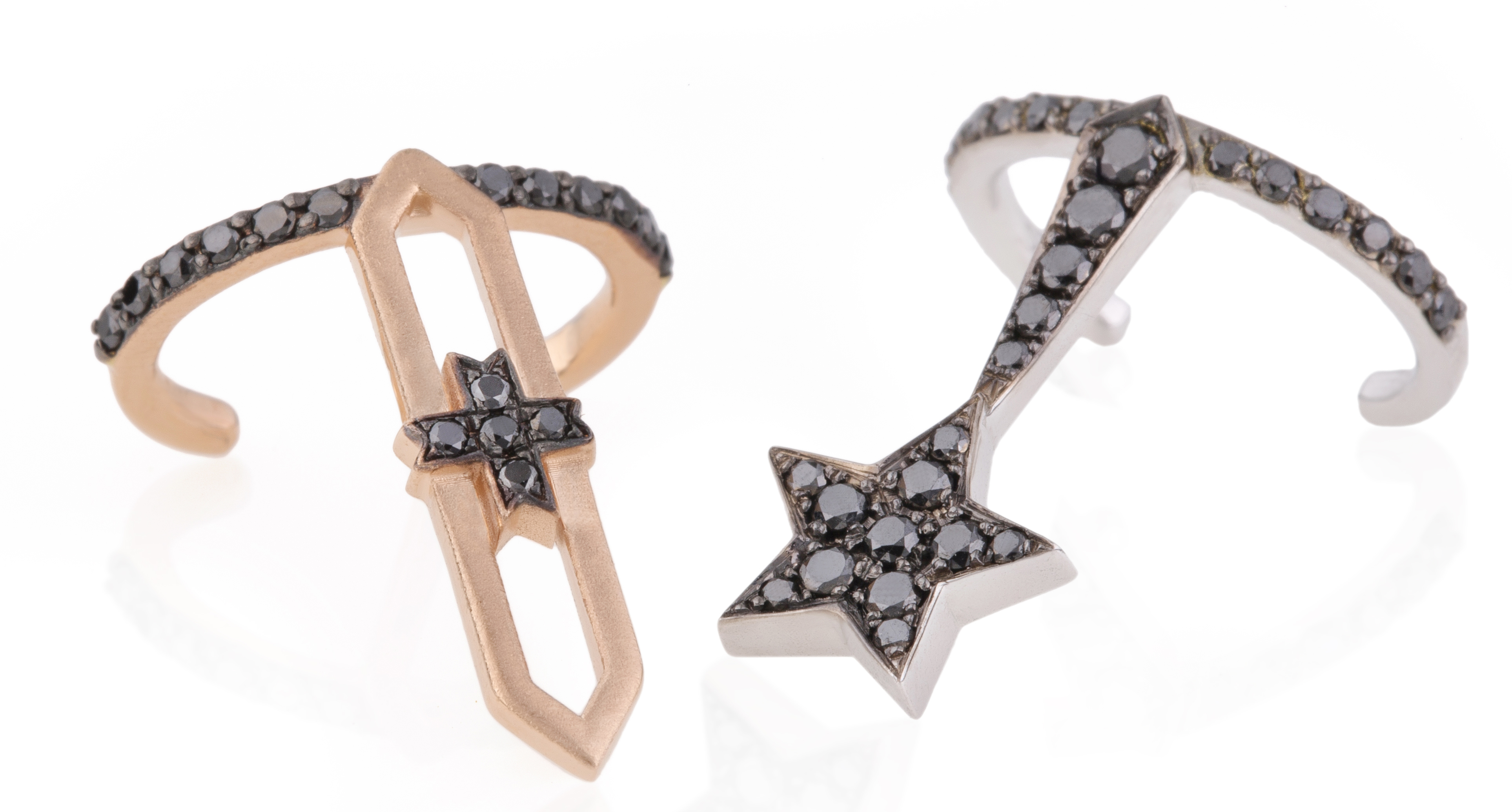 Nada G Identity collection ear cuffs | JCK On Your Market