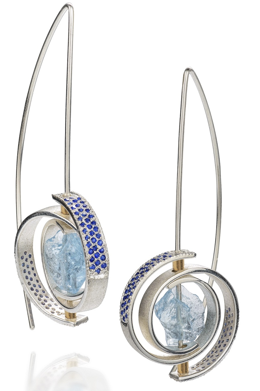 Martha Seely Inspiro Ceres earrings #BRITTSPICK | JCK On Your Market