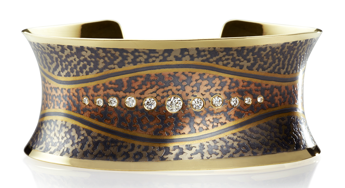 George Sawyer Contour cuff bracelet | JCK On Your Market