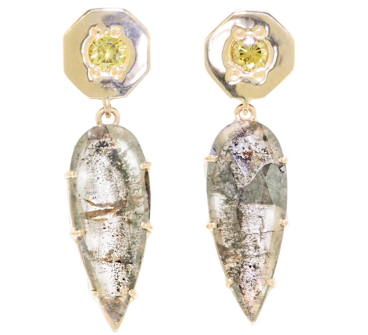 Chinchar/Maloney Krakatoa earrings | JCK On Your Market