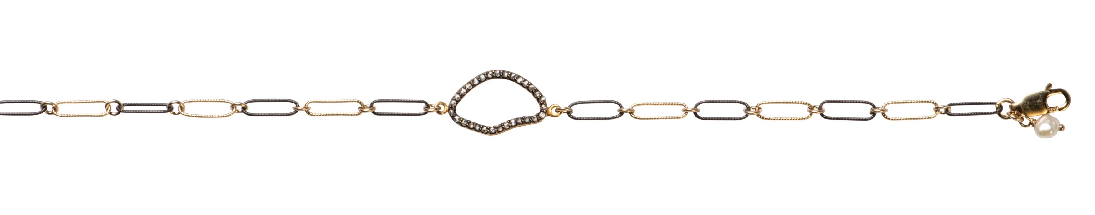 Tracy Arrington champagne diamond bracelet   JCK On Your Market