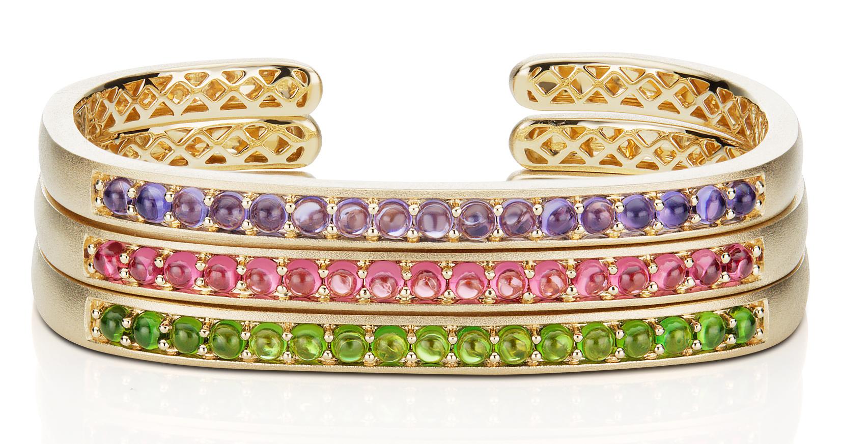 Jane Taylor Cirque cabochon bracelets | JCK On Your Market