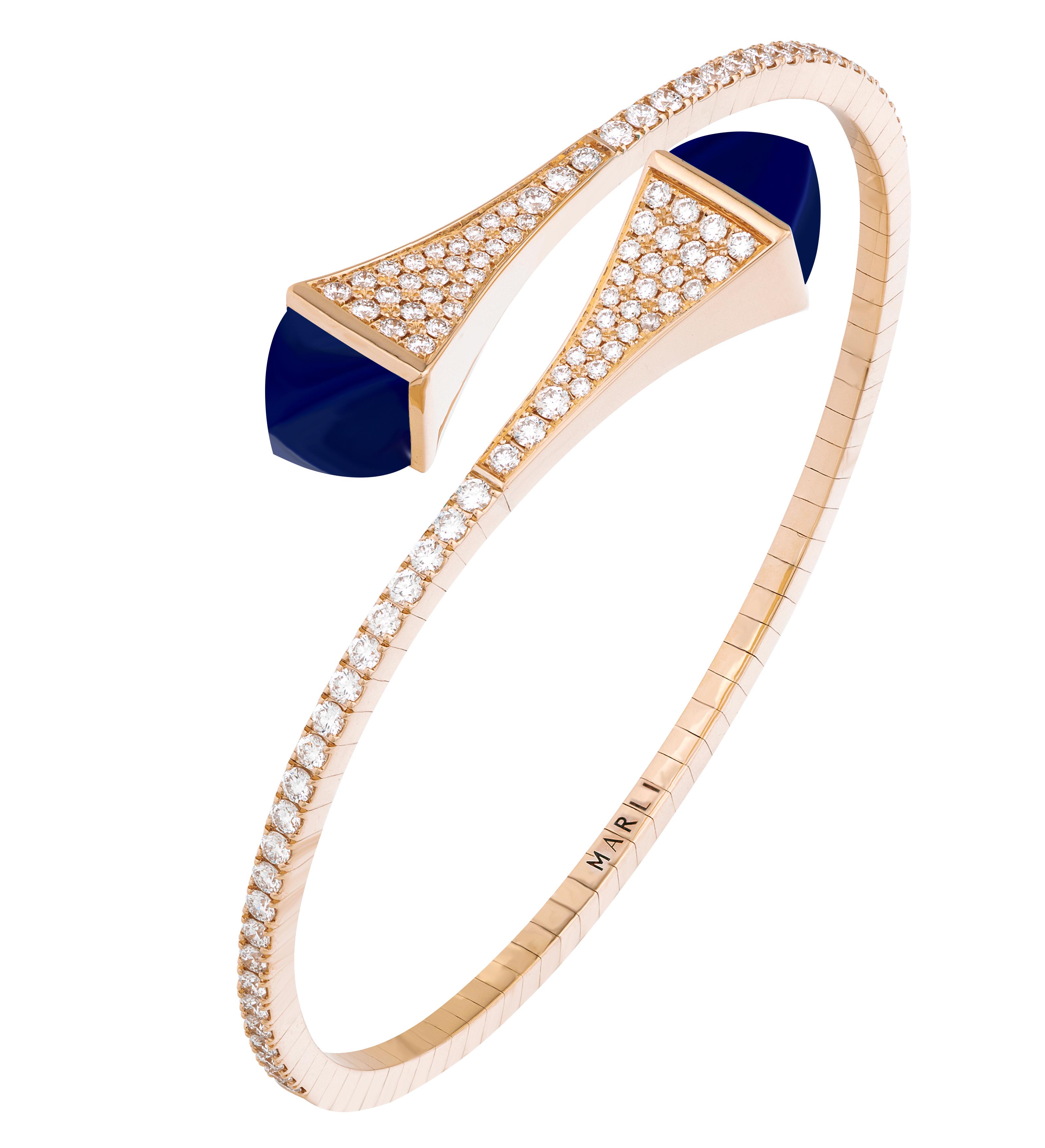 Marli Cleo lapis bracelet | JCK On Your Market