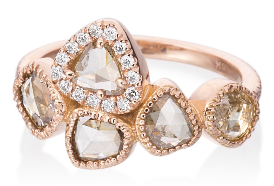 Lauren K Chantal diamond ring | JCK On Your Market