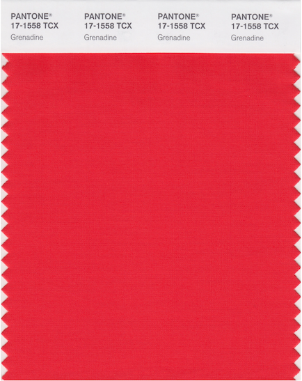 powerful reds top pantone s fall 2017 fashion color report jck