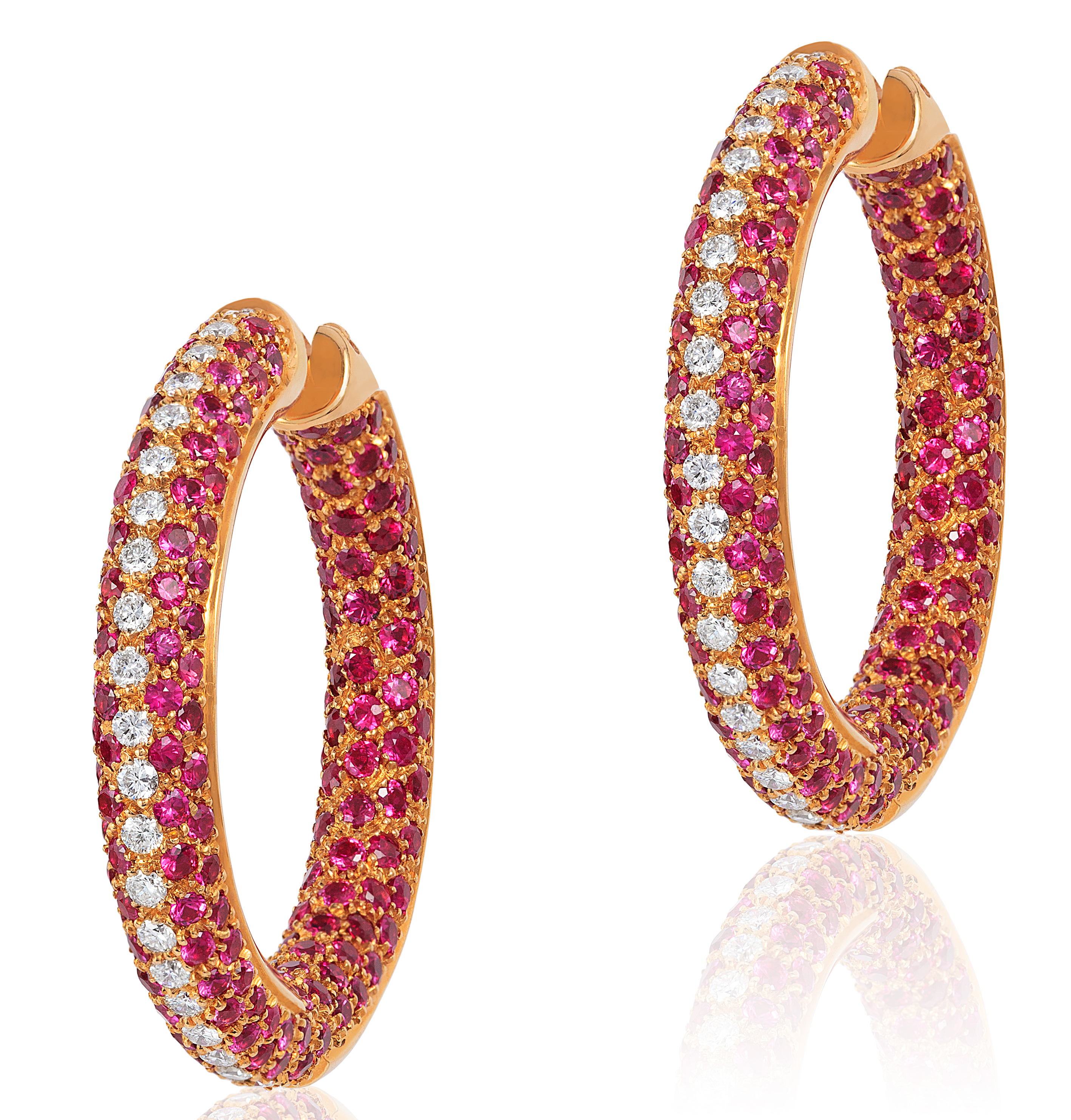 Andreoli hoop earrings | JCK On Your Market