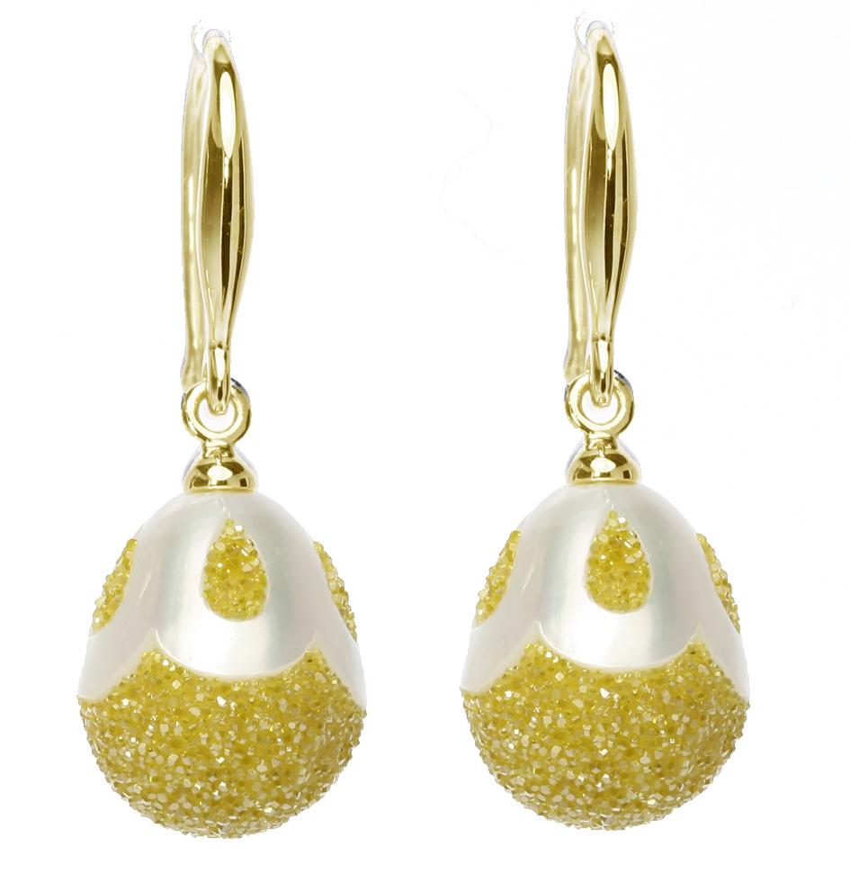 Galatea Galaxia drop earrings | JCK On Your Market