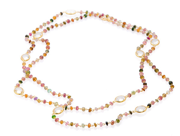 Bahina Jewels Monsoon necklace å | JCK On Your Market