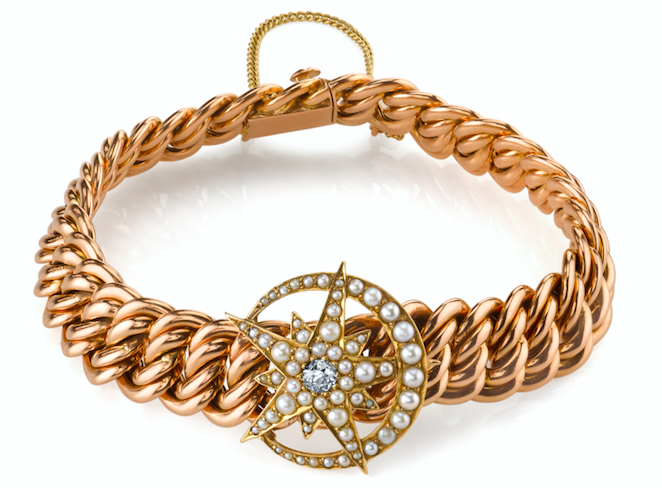 Anabel Higgins Rebecca bracelet | JCK On Your Market