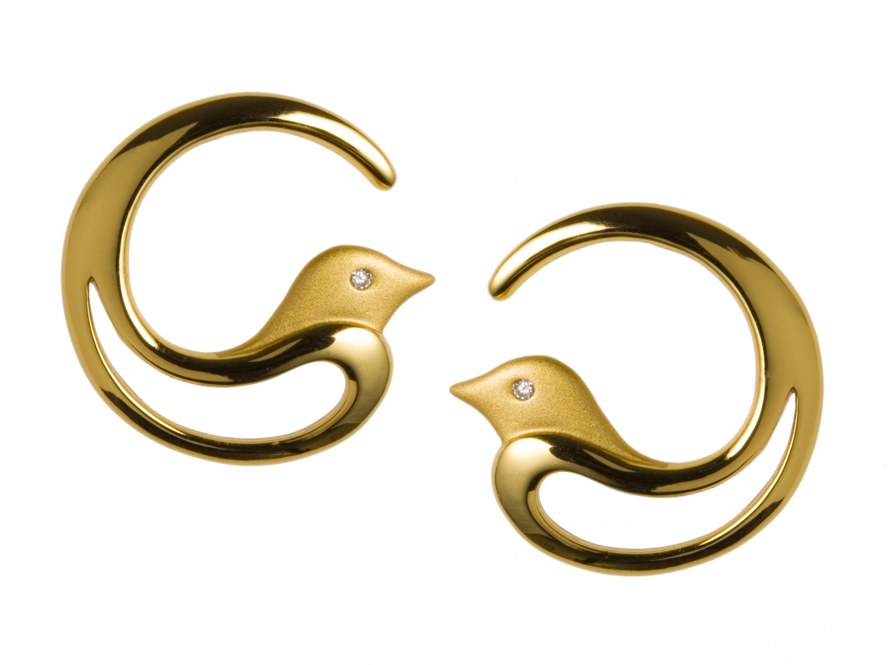 Rebecca Hook Aviary stud earrings | JCK On Your Market