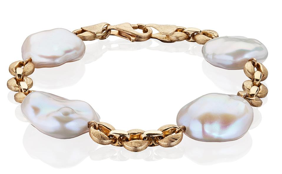 Yvel pearl link bracelet | JCK On Your Market
