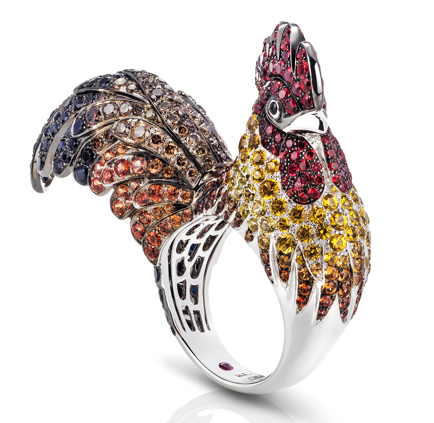 Roberto Coin Gallo rooster ring | JCK On Your Market