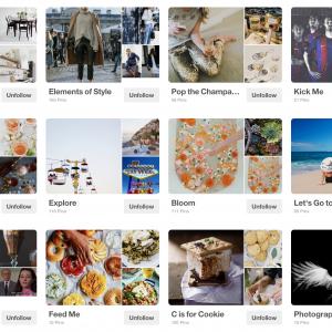 Bsiminitz Pinterest | JCK Social Setting