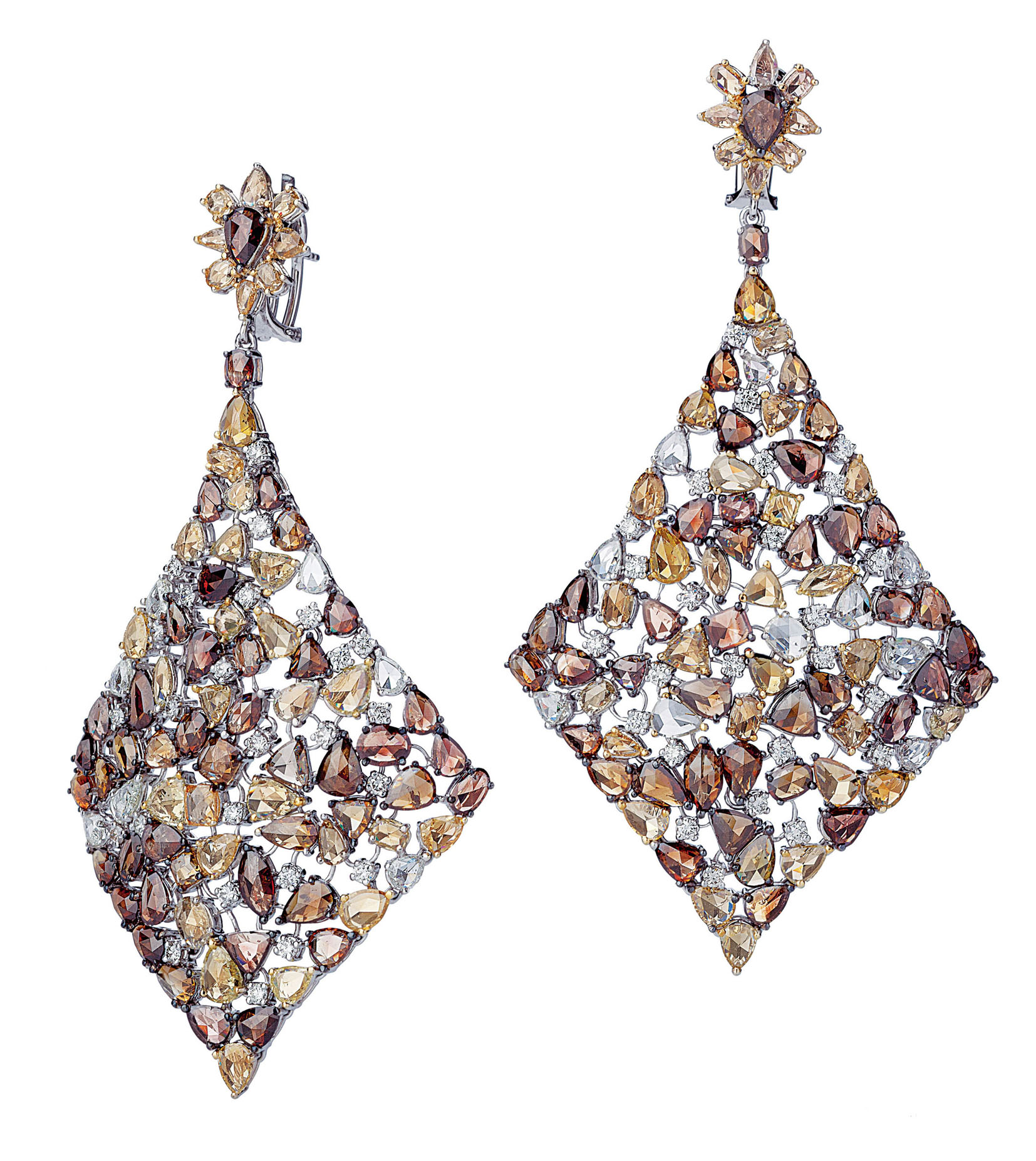 Bapalal Keshavlal earrings | JCK On Your Market