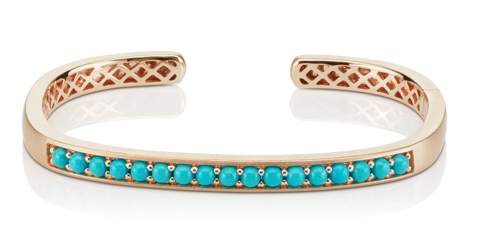 Jane Taylor turquoise bracelet | JCK On Your Market