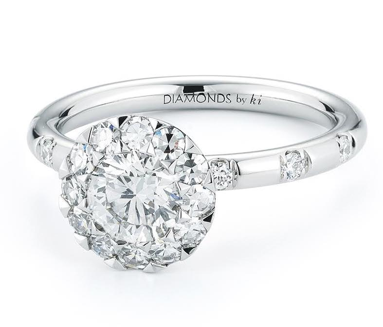 Kathy Ireland diamond engagement ring | JCK On Your Market