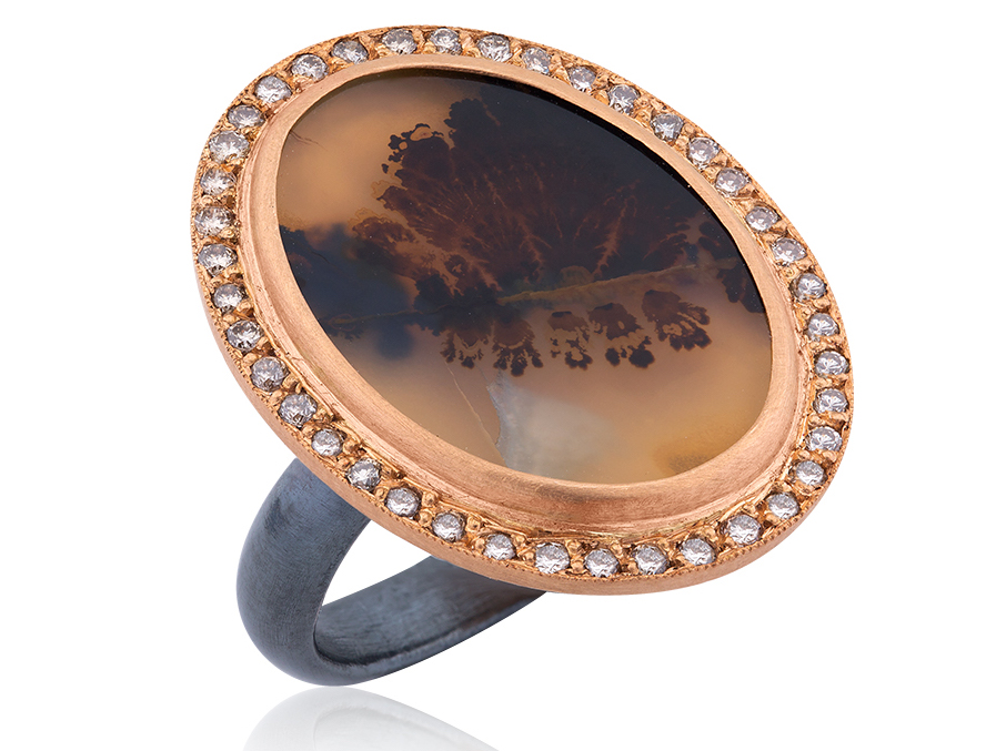 Lika Behar Forest ring | JCK On Your Market
