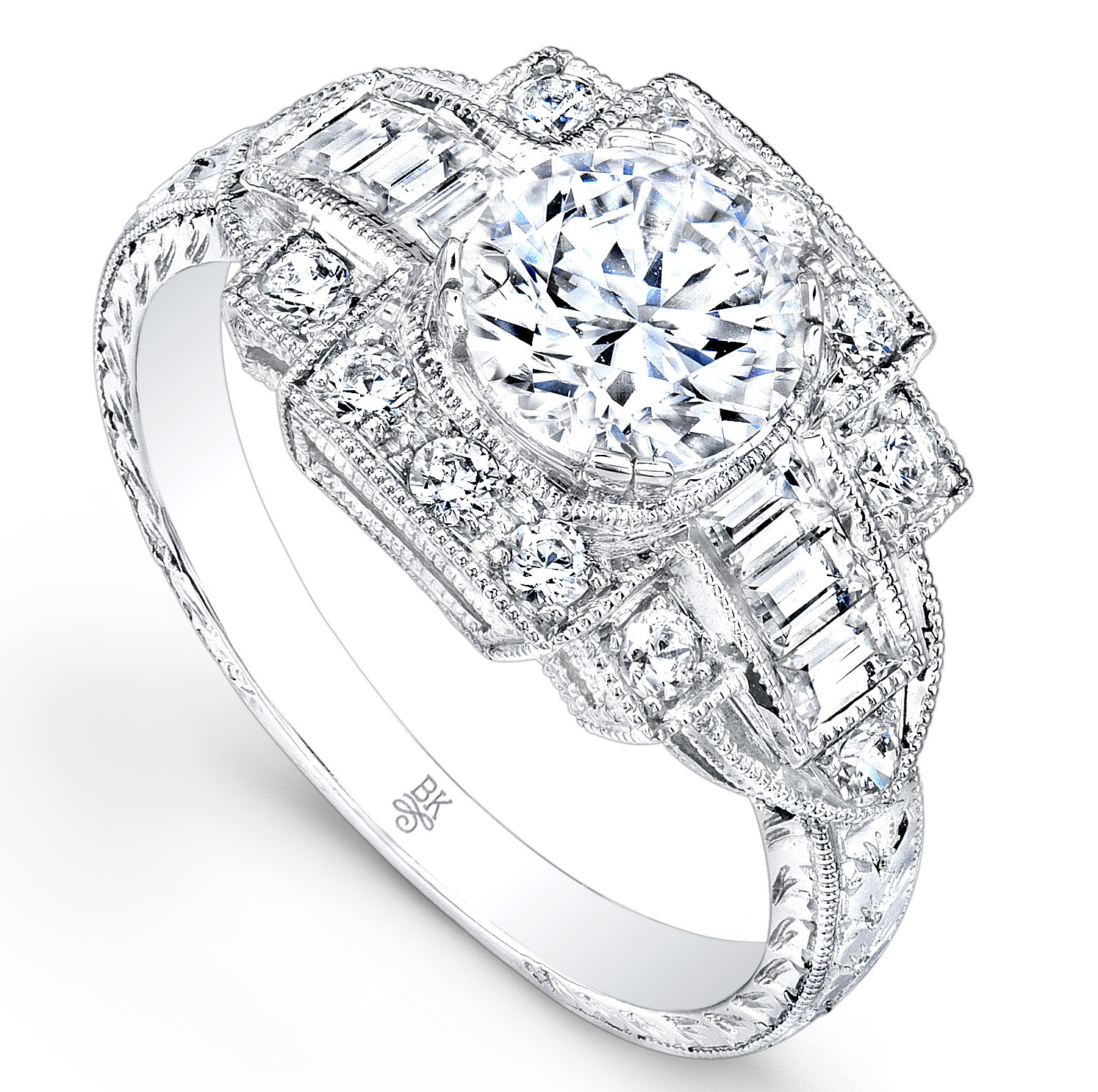 Beverley K engagement ring | JCK On Your Market