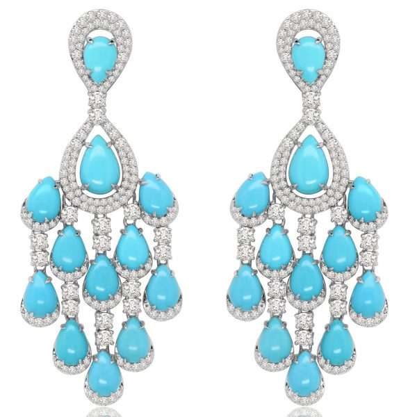 Friday 5 chandelier earrings jck if you got a look at the most recent cover of jck magazine you may have noticed that the team has a thing for chandelier earrings as well as other aloadofball Images