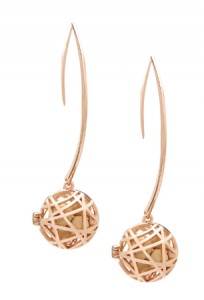Nest earrings