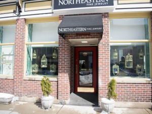 Top And Above: The New Store In Glen Falls (Images Courtesy Of Northeastern  Fine Jewelers)