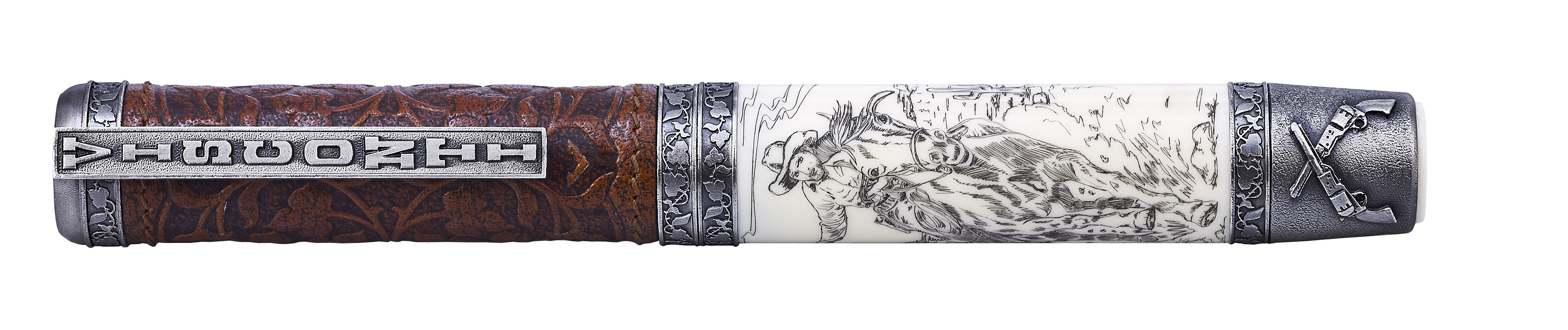 Visconti Wild West pen | JCK On Your Market