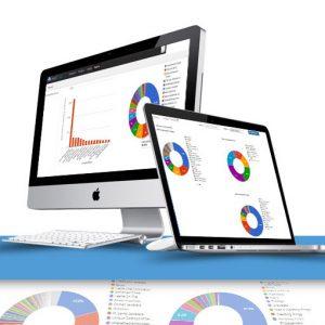 JewelCloud App on iMac computer and laptop