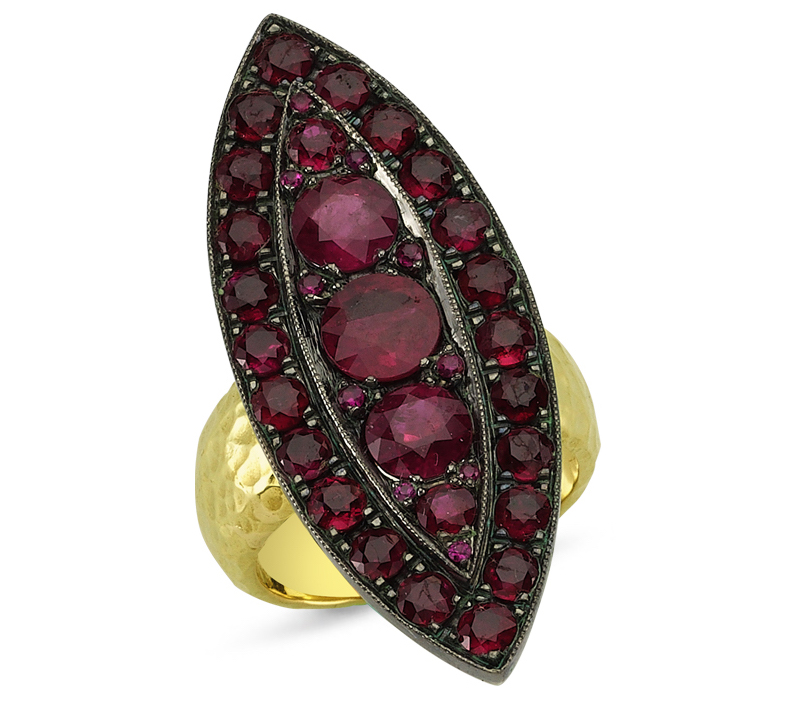 ZDNY ruby ring | JCK On Your Market