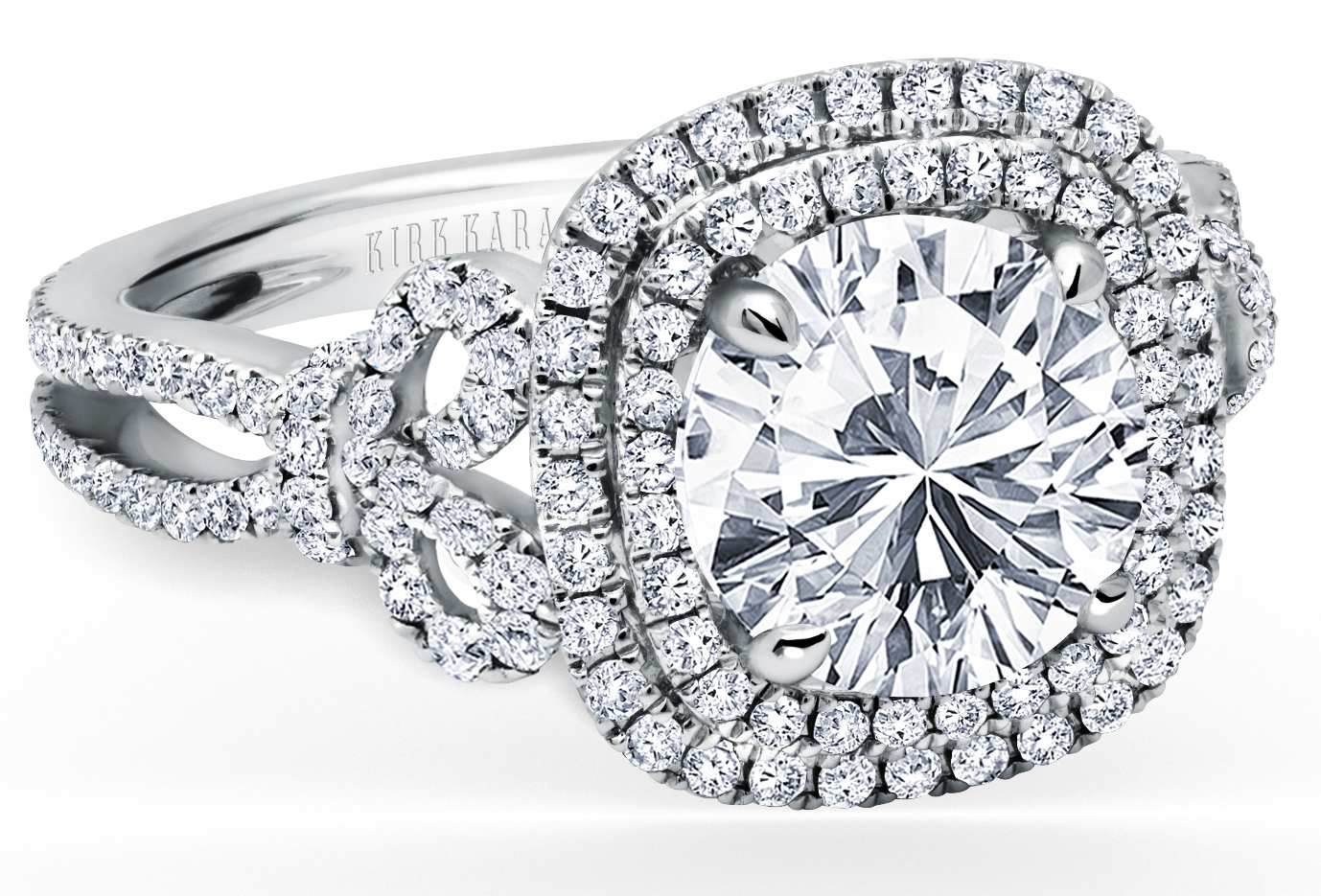 Kirk Kara Pirouetta engagement ring | JCK Supplier News