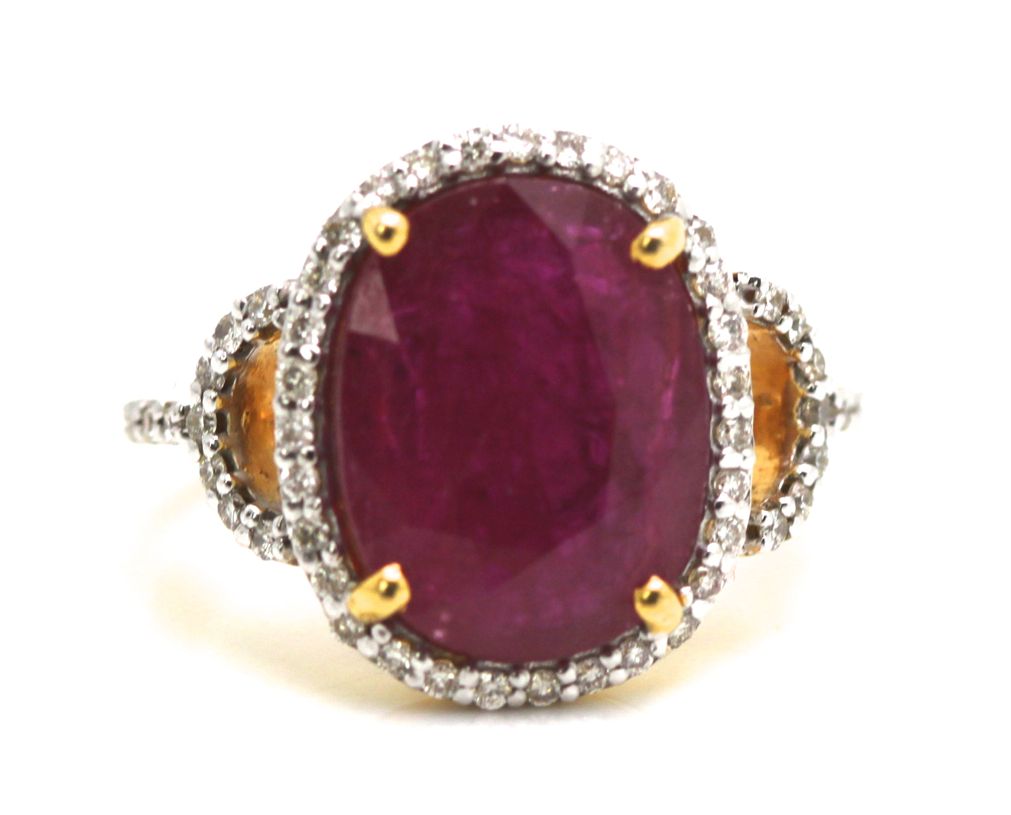 Tresor ruby ring | JCK On Your Market