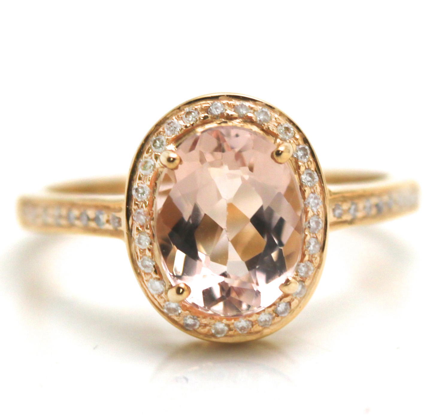 Tresor morganite ring | JCK On Your Market