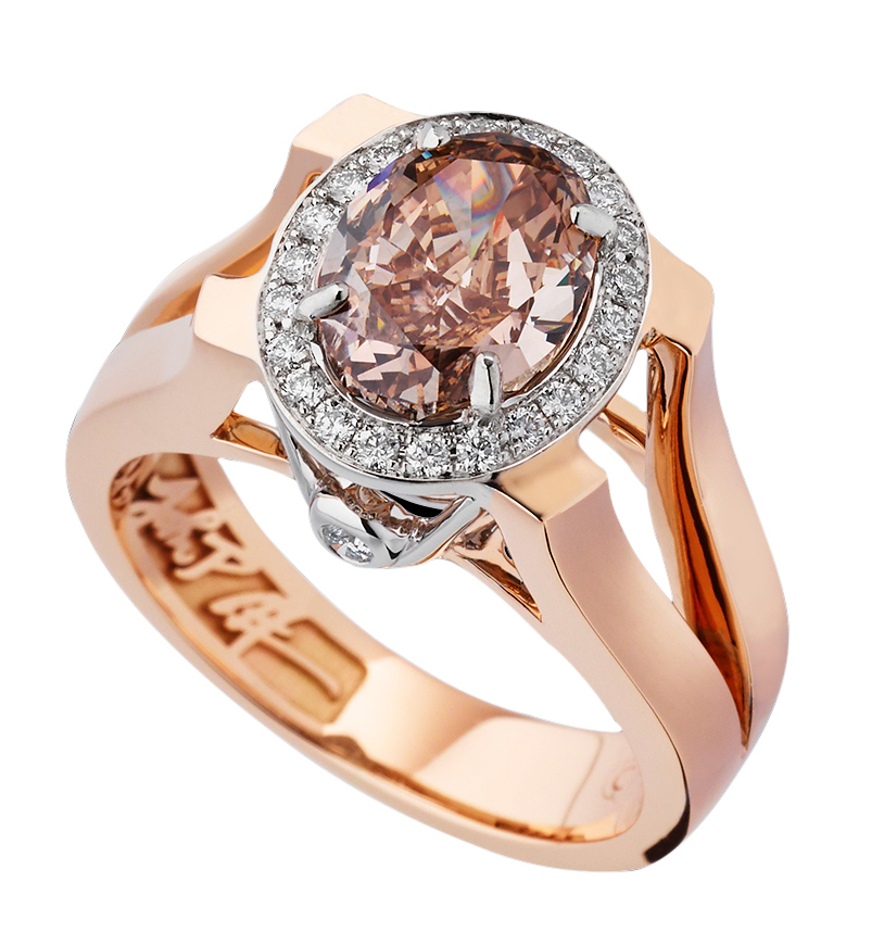 John Atencio Signature Legacy ring | JCK On Your Market