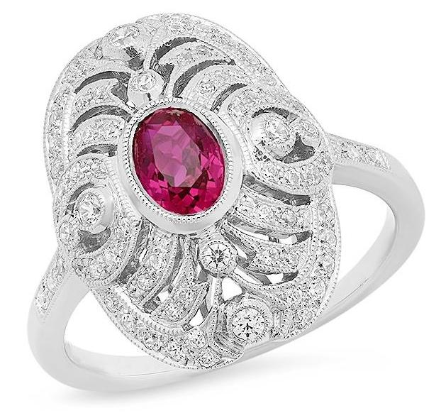 Beverley K ruby ring | JCK On Your Market