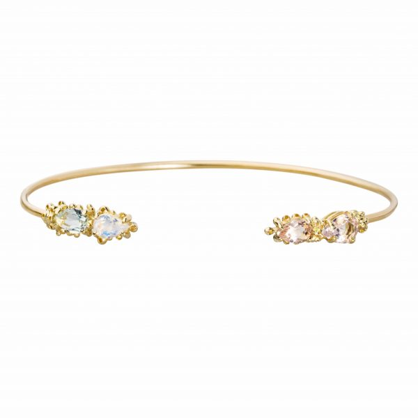 These Dainty Barely There Bracelets Offer A More Wearable Alternative To The Bolder Wonder Woman Esque Metal Cuffs That Tend Dominate
