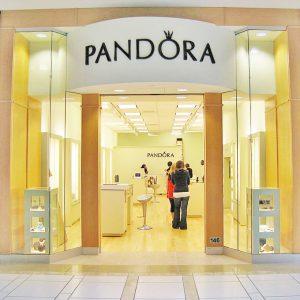 Pandora storefront